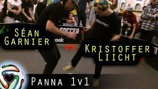 Sean Garnier (FRA) v Kristoffer Liicht (DEN) Panna Battle | Style Of Play Jam 2015 - Copenhagen