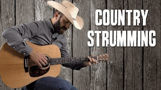 Download Country Strumming Patterns and Practice over Hank Williams Style Progressions - Guitar Lesson MP3 song and Music Video