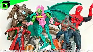 DREAM BOX of TOYS Marvel Legends & More! Used Toy Haul of SPIDER-MAN, GUARDIANS OF THE GALAXY & more