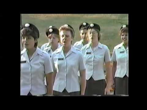 Charlie Co 11th MP Battalion Graduation August 1986