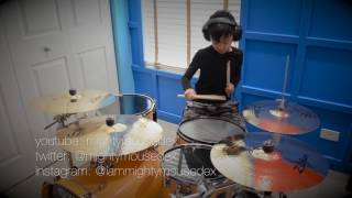 Baixar Charlie Puth - We don't Talk Anymore / Attention (Drum Cover)