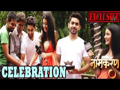 Naamkaran: Zain Imam & Aditi Rathore Celebrate 250 Episodes Celebration | EXCLUSIVE thumbnail
