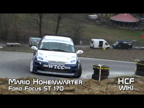 mario hohenwarter ford focus st 170 youtube. Black Bedroom Furniture Sets. Home Design Ideas