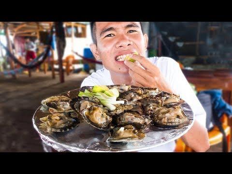 Ăn HÀO SỐNG TÁI CHANH Có Ngon Như Lời Đồn ? • Phú Quốc • TẬP 5 • ĐI BỤI 2