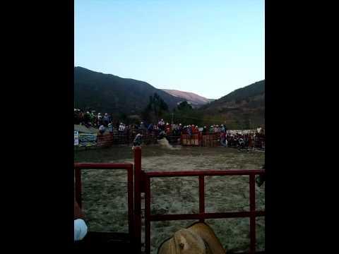 Rodeo en ensenada rancho la encantada