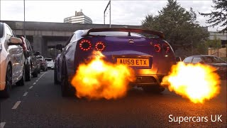 NISSAN GTR R35 KR650 TUNED BY KNIGHTRACER