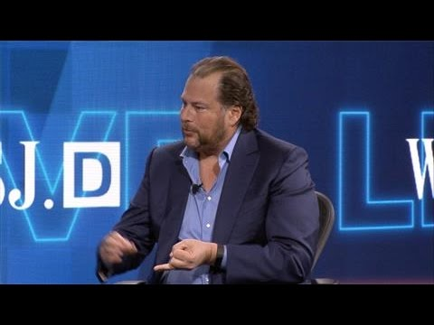 Marc Benioff on Social Equality