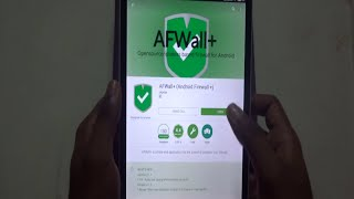 How to enable firewall on android devices (Root Access required)