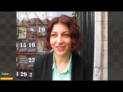 Chess News: US Chess Championship - Tatev Interview!