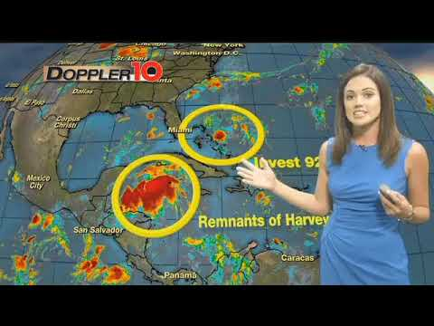 Remnants of Harvey Likely to Threaten Texas Gulf Coast