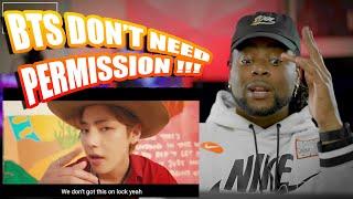 BTS (방탄소년단) 'Permission to Dance' Official MV | REACTION!!!