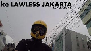 Gofar Hilman | ke Lawless Jakarta 5/12/2015