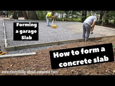 how-to-form-a-concrete-slab---garage-slab