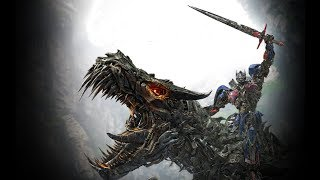 Transformers 4 Age of Extinction - In the End music video