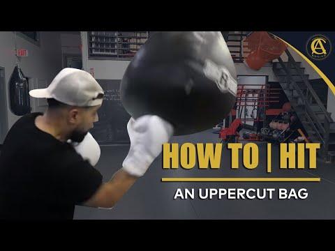 How To | Hit An Uppercut Bag | Boxing