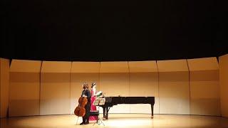 Schubert: Arpeggione Sonata 2nd Mov Zenith-juhye Cello Ji-Eun Oh Piano 슈베르트 아르페지오네 소나타 2악장 황주혜 첼로