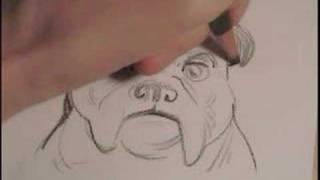 Pencil Bulldog
