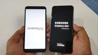 Xiaomi Mi A2 vs Samsung Galaxy A6+ Speed Test | Ram Management | Fingerprint & Camera Test !