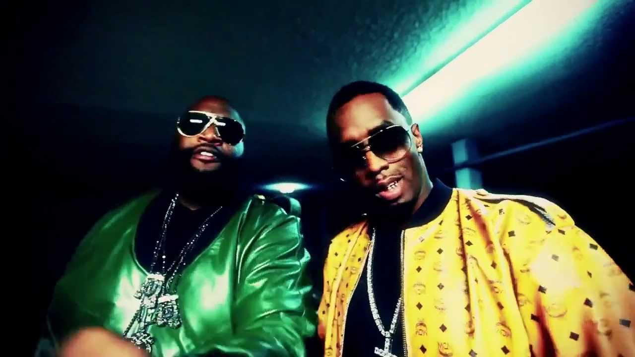 rick ross & p. diddy (bugatti boyz) - another one hd - youtube