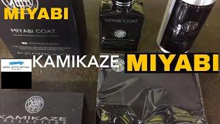 Kamikaze Miyabi Coat!! High End Glass Coating!! User Friendly...Solvent Free!!