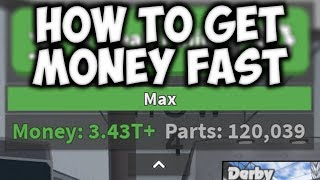 How to Get Money Fast in Car Crushers 2 (ROBLOX)