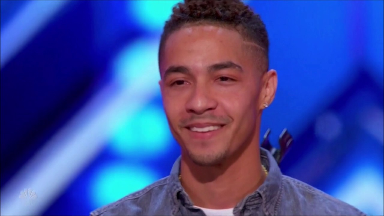 The Audition of Dr  Brandon Rodgers Who Died In Tragic Car Accident Airs on  America's Got Talent