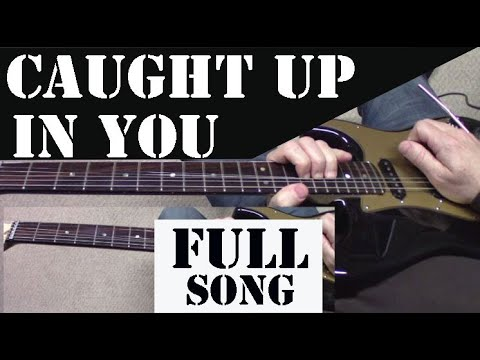 38 Special Caught Up In You - Full Song