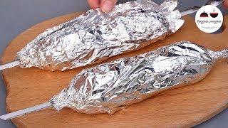 ЧТО МОЖЕТ БЫТЬ ЛУЧШЕ? Самый вкусный печеный картофель