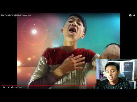 [ REACTION ] Nhạc Kenny You – BLACKBI ( coi clip rap mà cười như coi hài )