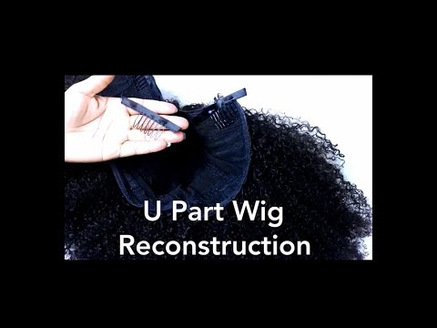 HerGivenHair U Part Wig Reconstruction - Lavida Loves Coils