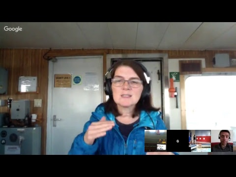 Canada C3 Hangout #19: Tiny Critters, Huge Impact: Discovering the Ocean Microbiome