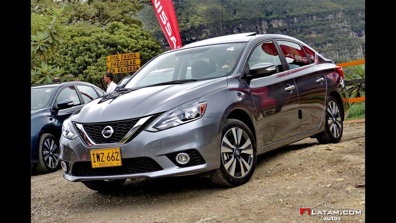 Nuevo Nissan Sentra 2017 en Colombia - Lanzamiento oficial ...
