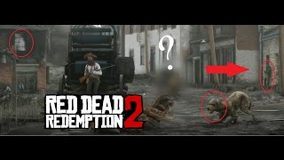 RED DEAD TRAILER CONSPIRACY THEORY CONFIRMED - GAMEPLAY?