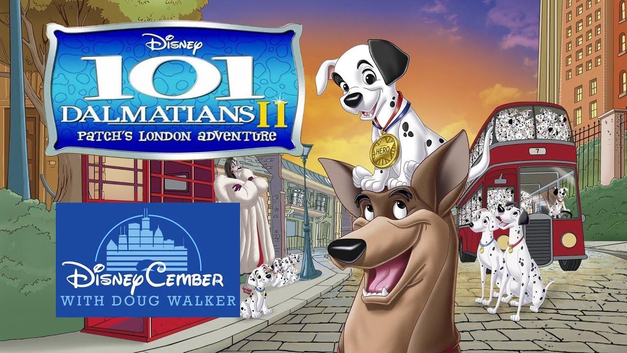 101 Dalmatians Ii Patch S London Adventure Disneycember