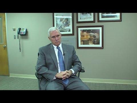 Gov. Pence: Closing mental health facilities 'a mistake'