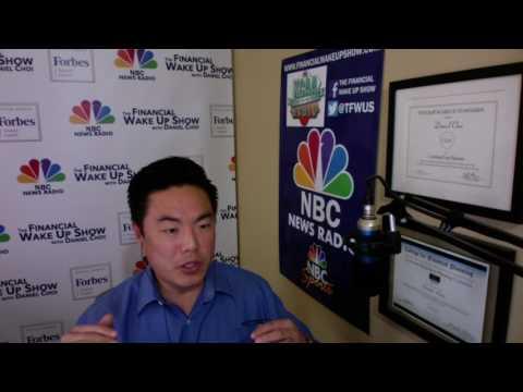 The Financial Wake Up Show Ep  28 Feat  Tom Nguyen, Steve Hopkins & 826LA's Joel Arquillos