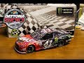 NASCAR Diecast Review - Kurt Busch 2017 Daytona 500 Raced Win 1:24