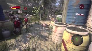 Dead Island Multiplayer Quicklook