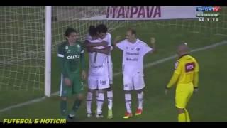 Juventude 3 X 0 Goiás 11ª Rodada do Brasileirão Série B 2017