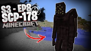 SCP CRAFT // SCP-178 LES LUNETTES 3D ! S3 EP8 - Minecraft