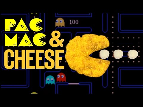 Pac Mac N' Cheese
