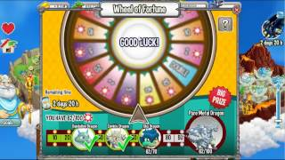Wheel Of Fortune (Pure Ice + Sky Dragon)...