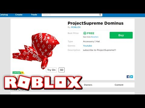Making Hats On Roblox