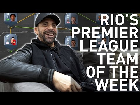 RIO'S FIFA EPL TEAM OF THE WEEK! | EP1