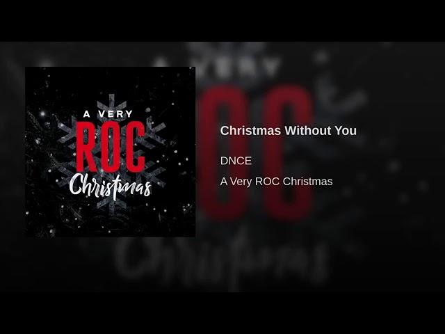 Christmas Without You.Dnce Christmas Without You Lyrics Genius Lyrics