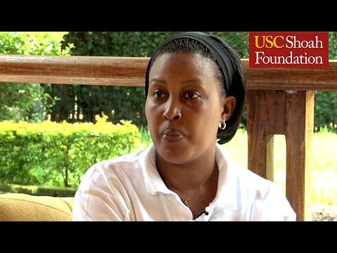 Francoise Muteteli | Survivor of the Genocide against the Tutsi in Rwanda