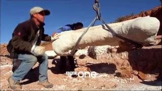 Аттенборо и гигантский динозавр (Трейлер)