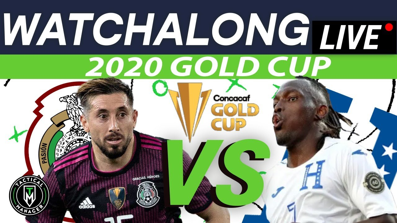Mexico vs. Honduras: Gold Cup quarterfinal live stream, TV channel ...