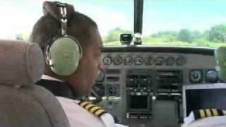 Flight Simulator X Deluxe - Multiplayer session