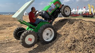 SUCCESSFUL TRACTOR